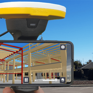Bauingenieur Sitevision Mixedreality