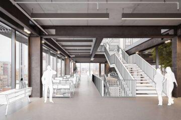 Architekt SketchUp Modell Innen 001
